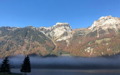 Wandern über den Pragelpass, Teil 1: Glarus-Richisau