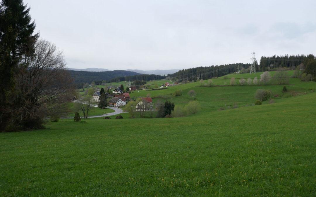 Im Herzen des Hochschwarzwalds, Teil 1: Überraschung in Saig
